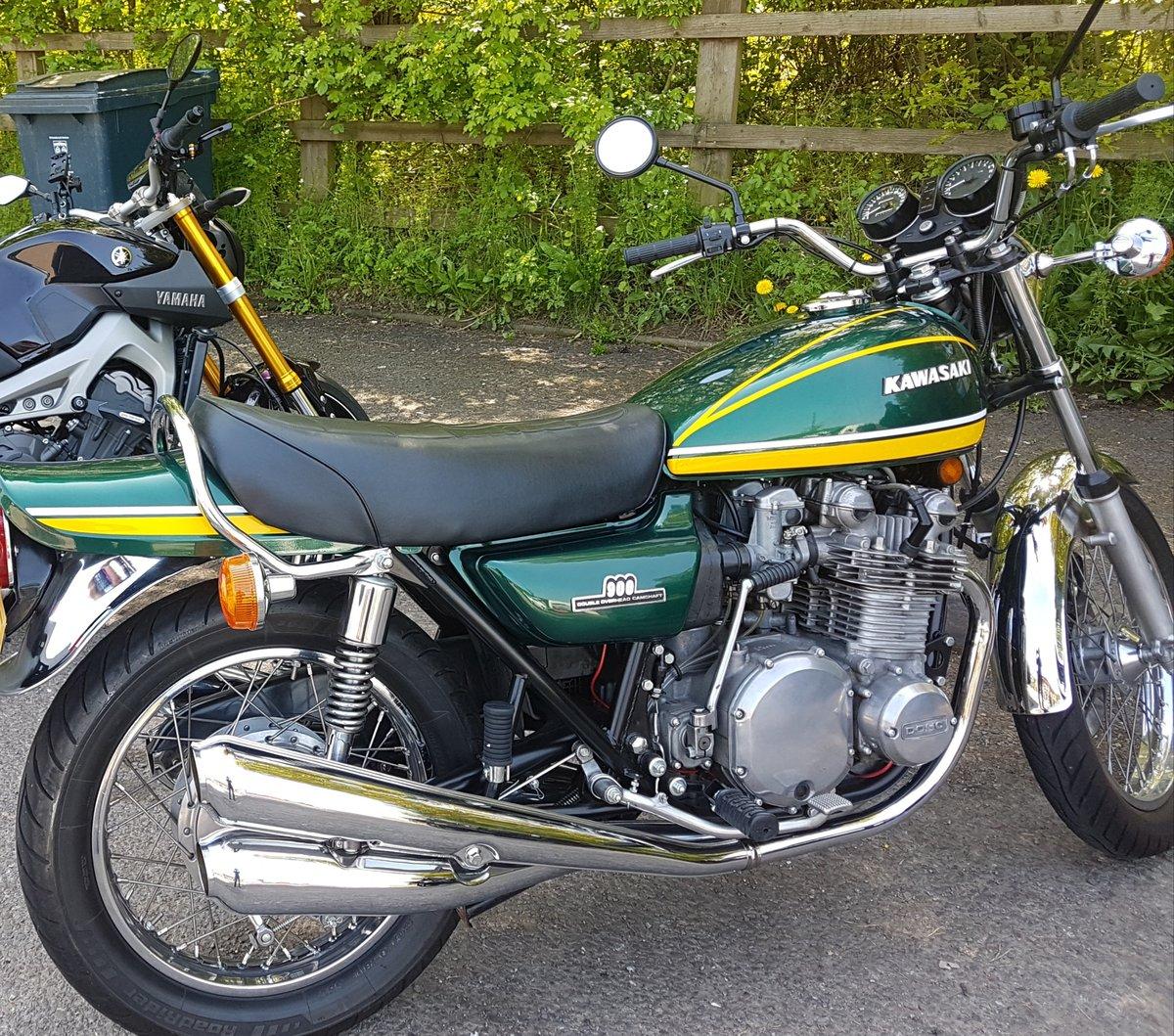 Kawasaki KZ900 1976 For Sale | Car And Classic