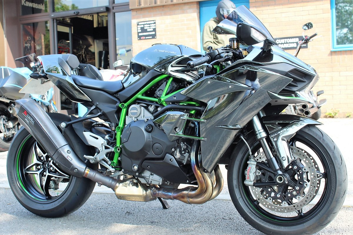 2015 15 Kawasaki NINJA H2 Supercharged Supersport For Sale (picture 2 of 6)
