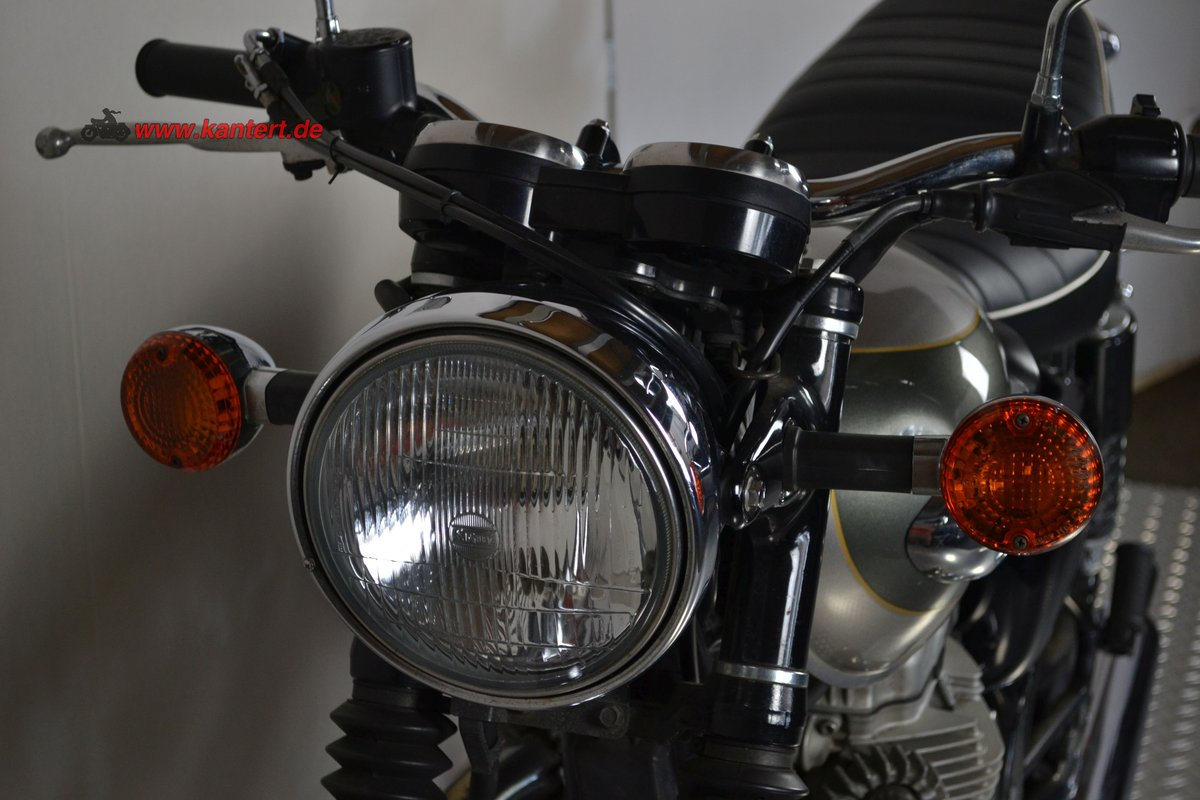 2002 Kawasaki W 650, 676 cc, 50 hp For Sale (picture 3 of 6)