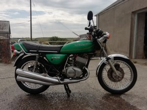 1978 Kawasaki KH400  For Sale