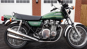 1976 Kawasaki Z900 A4 Z1 amazing condition For Sale