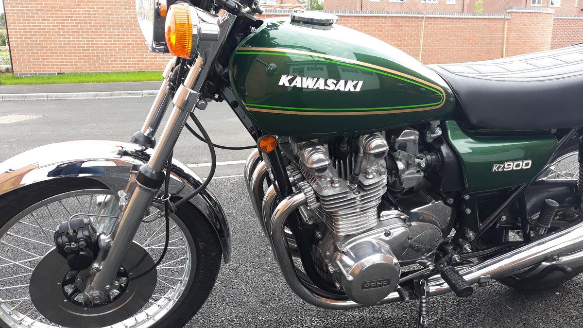 1976 Kawasaki Z900 A4 Z1 amazing condition For Sale | Car