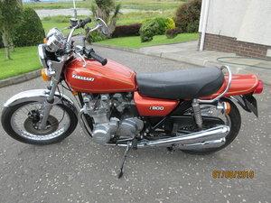 1976 Kawasaki Z900 A4 SOLD