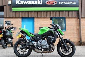 2018  68 Kawasaki Z650 ABS Performance Edition