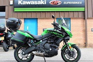 2017 67 Kawasaki Versys 650 ABS SE Grand Tourer Adventure For Sale