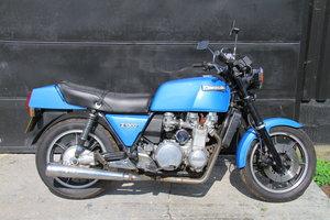 1980 Kawasaki Z1300 - UK Bike - For Restoration
