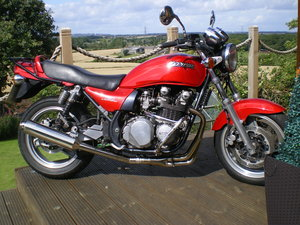 1991 Kawasaki Zephyr ZR 750cc, C1,Many Extras Beautiful Bike !! For Sale