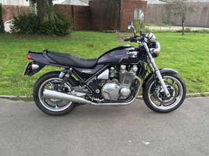 1995 KAWASAKI ZEPHYR 1100 ONLY 5000 MILES!! For Sale