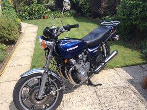 1978 Kawasaki Z650 C3  SOLD