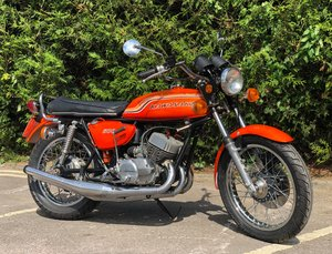 Picture of Kawasaki 500 H1 1971 500cc A Real Ripper !! SOLD