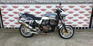2003 Kawasaki ZRX1200R Sports Tourer Roadster For Sale