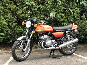 Picture of Restored Kawasaki S2 1972 350cc  SOLD