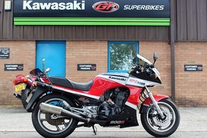 1986 D Kawasaki GPZ900R A3 Rare Original Supersport For Sale
