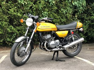 Kawasaki S1 250cc 1973 Gold !! For Sale
