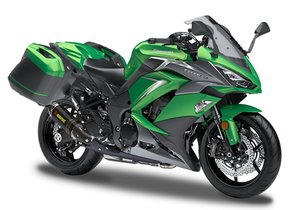 New 2019 Kawasaki Z1000SX ABS Performance Edition For Sale