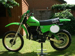 1979 Kawasaki KX 250 A5 For Sale