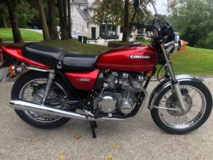 Picture of 1977 Z650B  SOLD