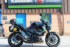 2016 16 Kawasaki Z800 ABS Naked Sports *Just 700 Miles!* For Sale