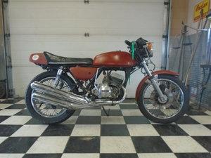1973 Kawasaki S2A Mach 11 - Ultra Rare Project -