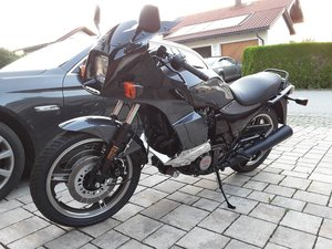 1985 GPZ 750 Turbo Fully Restored Immaculate For Sale