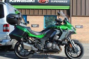 2019 19 Kawasaki Versys 1000 ABS SE Grand Tourer For Sale