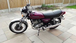 1980 Kawasaki KH400 In very good condition For Sale