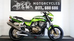 2004 Kawasaki ZRX1200R - TOTALLY OUTSTANDING THROUGHOUT For Sale
