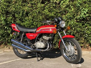 Kawasaki S2 350cc 1972 Very Original  For Sale