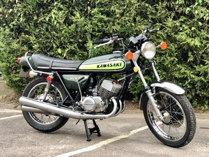 Kawasaki KH500 1972 Very Original For Sale