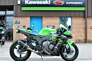 2018 18 Kawasaki Ninja ZX-10R ABS KRT Supersport