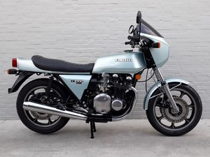 1980 Kawasaki Z1R with low miles For Sale