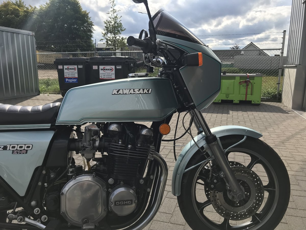 1980 Kawasaki Z1R with low miles For Sale (picture 2 of 6)