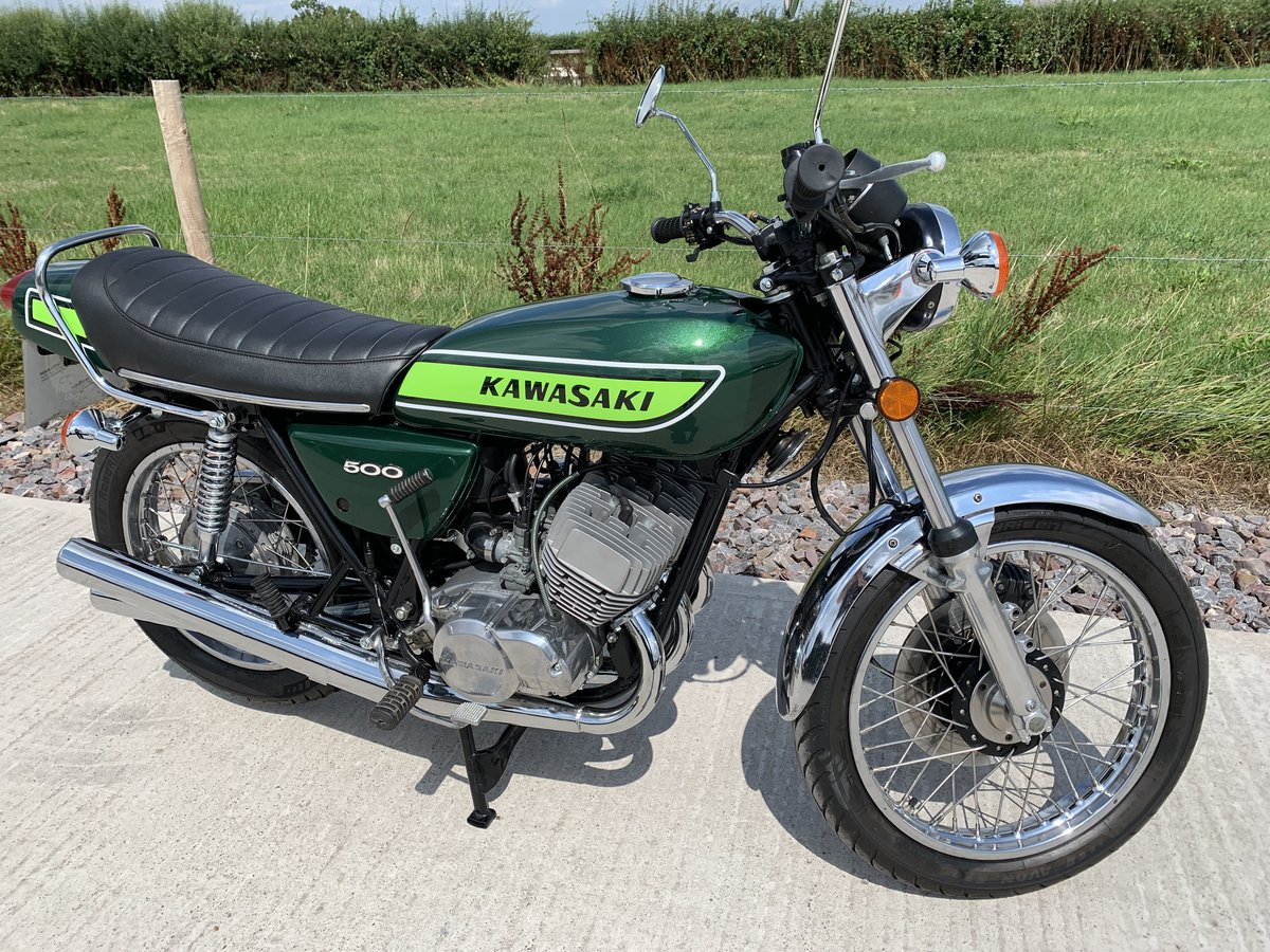 1975 Kawasaki H1F For Sale (picture 1 of 6)