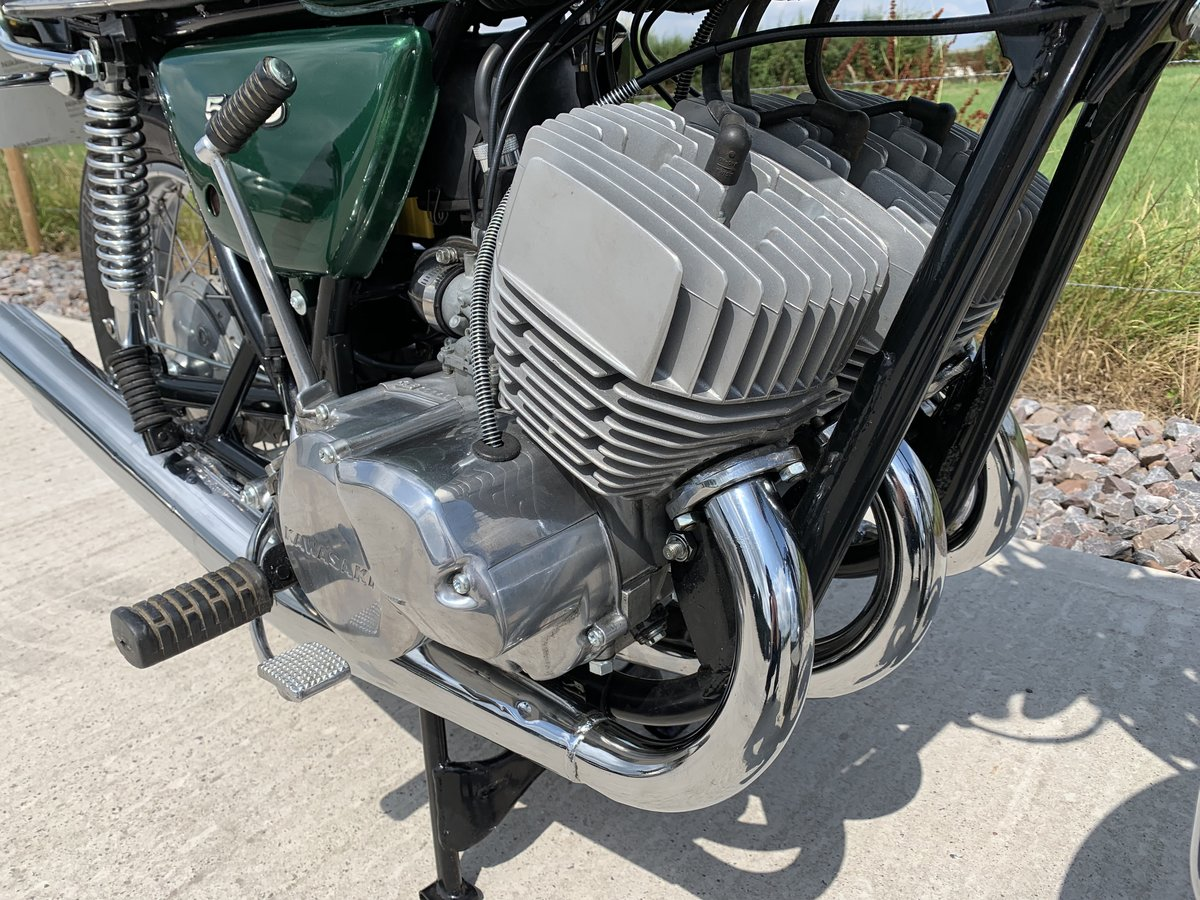 1975 Kawasaki H1F For Sale (picture 2 of 6)