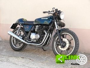 1982 Cafè Racer Z400 ASI For Sale