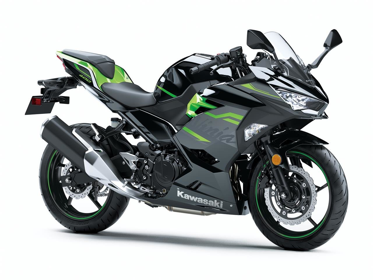 New 2020 Kawasaki Ninja 400 ABS**FREE DELIVERY** For Sale (picture 1 of 5)