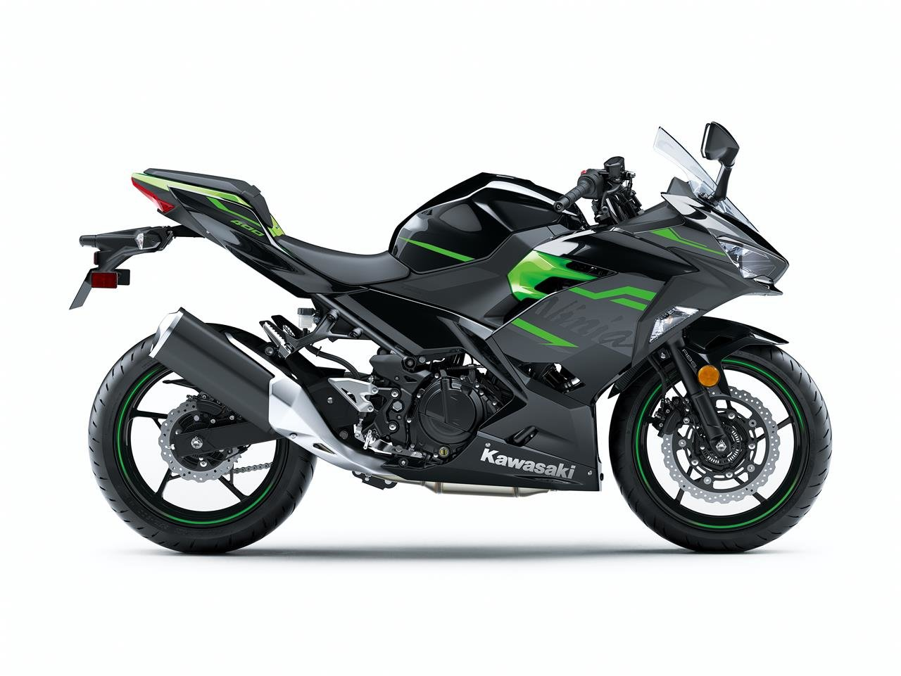 New 2020 Kawasaki Ninja 400 ABS**FREE DELIVERY** For Sale (picture 2 of 5)