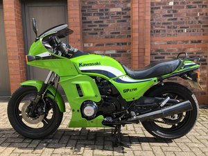 1986 Kawasaki gpz 750 For Sale