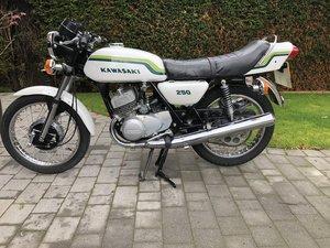 1971 Kawasaki  s1 250 For Sale