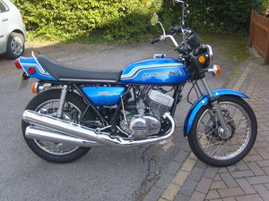 1972 Kawasaki H2, fully restored For Sale