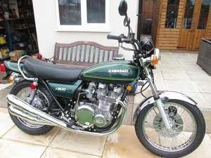 1976 Kawasaki  Motorcycle Classic  For Sale