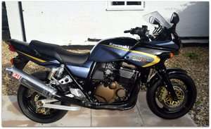 2004 kawasaki zrx1200s one owner just 17,000 miles For Sale