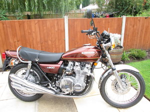 1976 Kawasaki Motorcycle Classic  For Sale