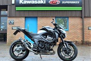 2017 66 Kawasaki Z800e ABS Naked Roadster For Sale