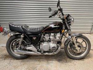 1981 Kawasaki Z750 LTD