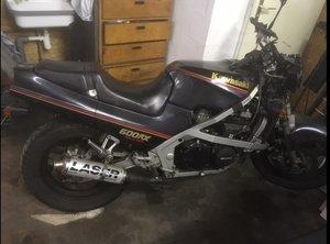 1987 Rare Ninja 600RX  For Sale