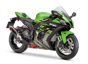 New 2019 Kawasaki Ninja ZX-10R ABS KRT Performance