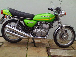 1980 KAWASAKI KH250 For Sale