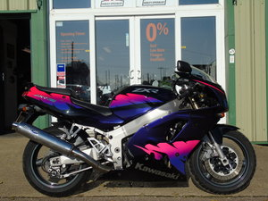 Kawasaki ZXR 750 1995 Un-Molested Only 2 Owners From New For Sale