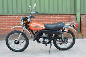 1971 Kawasaki G4TR For Sale by Auction